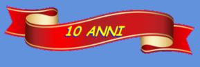 ribbon 10 anni